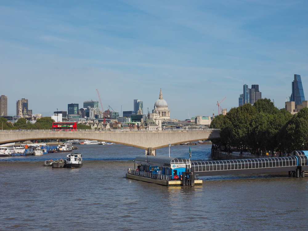 Plans emerge to use space under the Thames