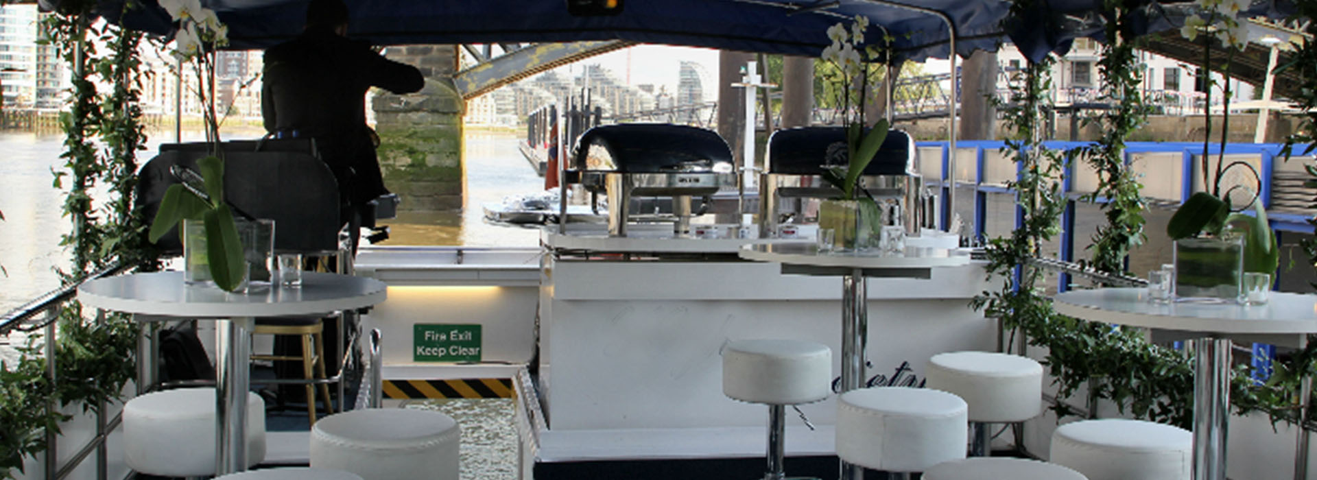 Thames Virtue Boat - Private Boat Hire on the River Thames in London
