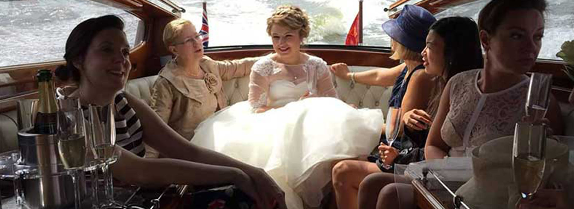Thames Wedding Cruises - Tie the Knot on the River Thames, London